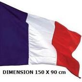 ****** Drapeau France Fran�ais 150x90cm