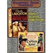 Private Life Of Henry Viii (1933) / Captain Kidd (1945) de Alexander Korda, Rowland V. Lee