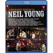 Musicares Tribute To Neil Young [Blu Ray] de Leon Knoles