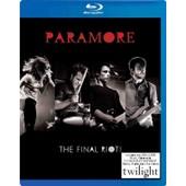 Paramore The Final Riot! [Blu Ray] de Michael Thelin, Brandon Chesbro