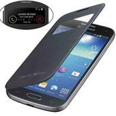 Samsung Galaxy S4 Mini I9195 - House Etui Flip Cover - S View Cover - Qualit�