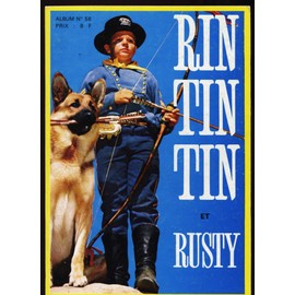 Rintintin Album N� 58 - (95,96 Et 97)