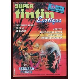 Super Tintin - Exotique No 29