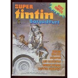 Super Tintin - Baroudeurs No 23