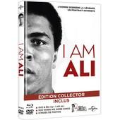 I Am Ali - Combo Collector Blu-Ray+ Dvd de Clare Lewins