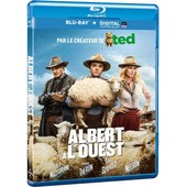 Albert � L'ouest - Blu-Ray+ Copie Digitale de Seth Macfarlane
