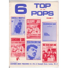 TOP OF THE POPS Volume 2 (1968)