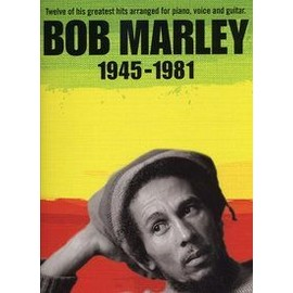 MARLEY BOB 1945-1981 12 Greatest Hits PVG