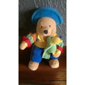 Peluche Winnie Avec Son Perroquet 25 Cm