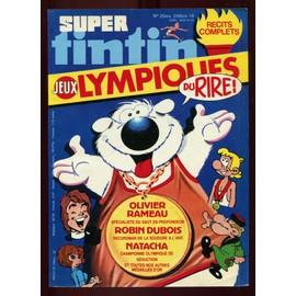 Super Tintin - Jeux Olympiques No 9