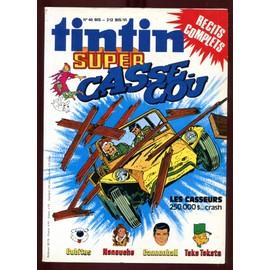 Super Tintin - Casse Cou No 6
