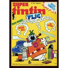 Super Tintin - Flic No 12
