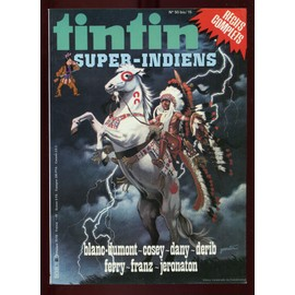 Super Tintin - Indiens No 15