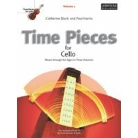 Time Pieces for cello - Volume 1