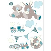 Stickers D�co Gaston & Cyril