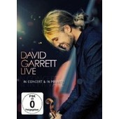 Live - In Concert & In Private de Garrett David