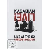 Live! - At The O2 de Kasabian