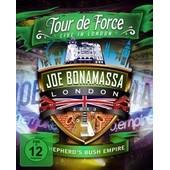 Joe Bonamassa: Tour De Force - Shepherd's Bush Empire (2 Discs) de Bonamassa,Joe