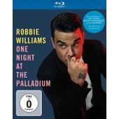 Robbie Williams - One Night At The Palladium de Various