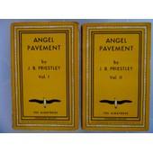 Angel Pavement Volume I Et Ii Science Fiction de J.B. PRIESTLEY