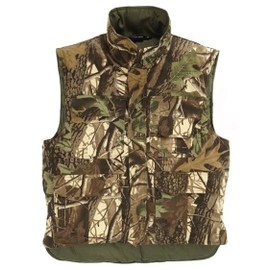 Gilet Veste Ranger Molletonne Sans Manche Camouflage Hunting Chasse Miltec 10706068 Airsoft Chasse