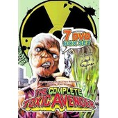 The Complete Toxic Avenger (7 Dvd Box Set)