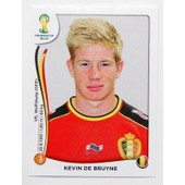 Image Panini Foot World Cup 2014 - Kevin De Bruyne - N� 575 - Belgique