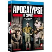 Apocalypse - Le Coffret : La 1�re Guerre Mondiale + Hitler + La 2�me Guerre Mondiale - Blu-Ray de Isabelle Clarke