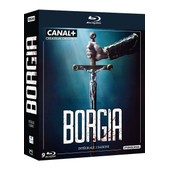 Borgia - Int�grale 3 Saisons - Blu-Ray