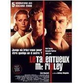 Le Talentueux Mr Ripley - Le Talentueux Monsieur Ripley - Mister Ripley - Anthony Minghella - Matt Damon - Jude Law - Affiche De Cin�ma Pli�e 60x40 Cm