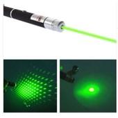 Pointeur Laser Vert STROBOSCOPE PUISSANT 1mw