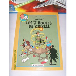 Tintin Double Album