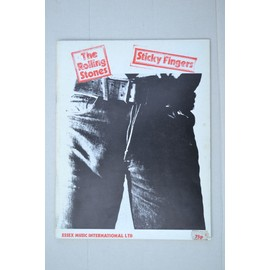 The Rolling Stones - Sticky Fingers