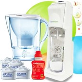 Pack Carafe Marella Brita + Machine � Gaz�ifier Cool + Concentr� Cola 1015646