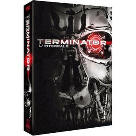 Terminator - L'intégrale : Terminator + Terminator 2 + Terminator 3 : Le soulèvement des machines + Terminator Renaissance