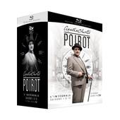 Hercule Poirot - L'int�grale Des Saisons 1 � 13 - Blu-Ray de Edward Bennett