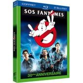 Sos Fant�mes 1 & 2 - �dition 30�me Anniversaire - Bo�tier Steelbook - Blu-Ray de Ivan Reitman