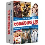 Com�dies U.S. - Coffret : C'est La Fin + Very Bad Cops + Frangins Malgr� Eux + Ricky Bobby + D�lire Express + 21 Jump Street - Pack de Evan Goldberg