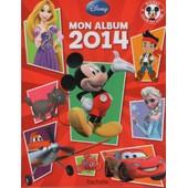 Mon Album 2014 Disney de Collectif