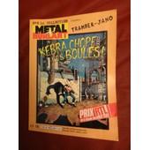 Metal Hurlant N� 4. Tramber Jano. Kebra Chope Les Boules. de COLLECTIF.