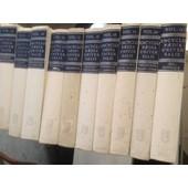 Encyclopedia Universalis 20 Volumes Couverture Blanche Edition 1966