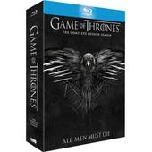 Game Of Thrones (Le Tr�ne De Fer) - Saison 4 - Blu-Ray+ Copie Digitale de D.B. Weiss