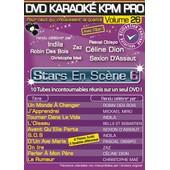 Dvd Karaok� Kpm Pro - Vol. 26 : Stars En Sc�ne 6