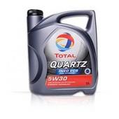 Total Quartz Ineo Ecs 5w30 5l - Lubrifiant Sp�cial �conomies De Carburant