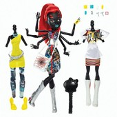 Poup�e Monster High Pack Collector Wydowna Spider