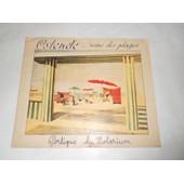 Ostende, Reine Des Plages - Portique Du Solarium - Plaquette Pour L'exposition De L'eau � Li�ge 1939 de collectif