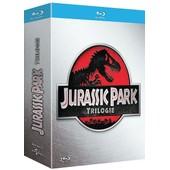 Jurassic Park Trilogie - Blu-Ray de Steven Spielberg