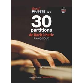 BEST OF PIANISTE + CD A. SOREL