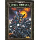 Warhammer 40000 Codex Space Marines de WORKSHOP, GAMES