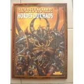 Warhammer Arm�es - Les Hordes Du Chaos